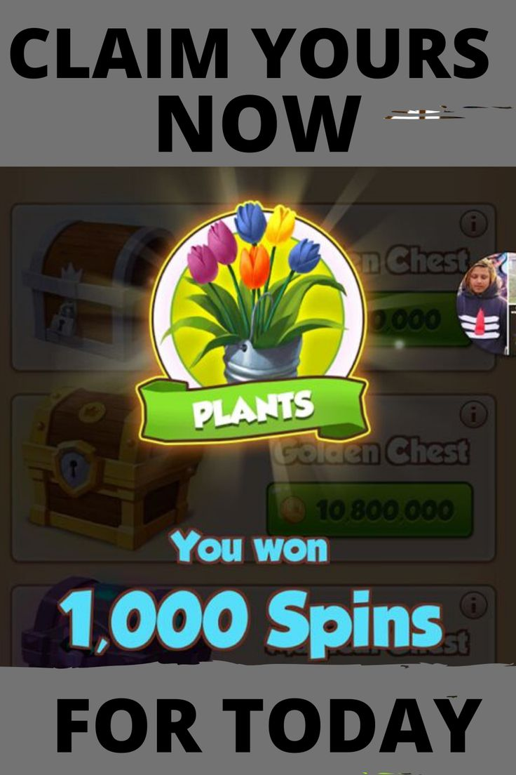 Pin on Free Spins Daily Coin Master