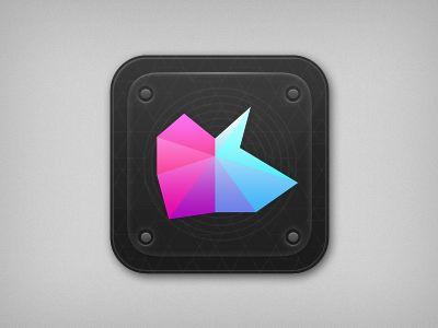 simplestock iOS icon.