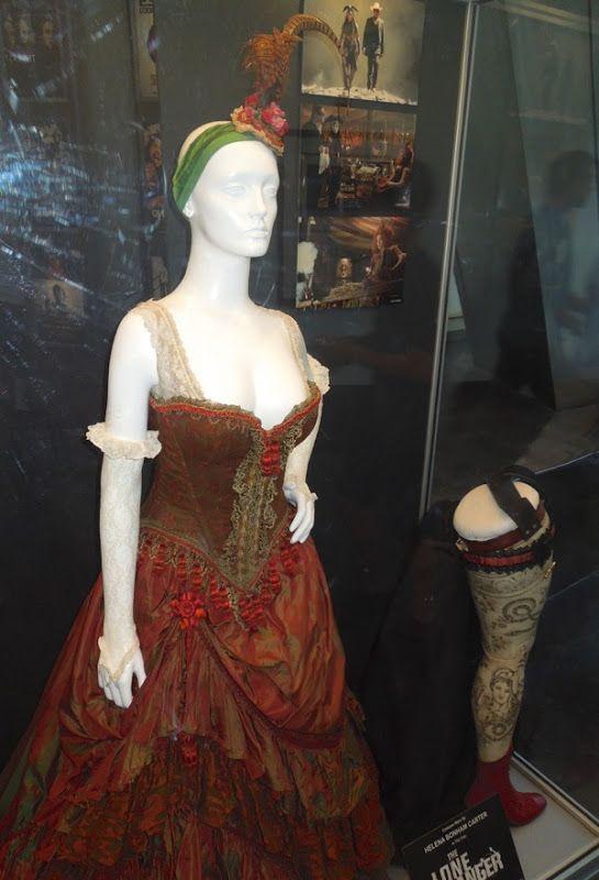 Helena Bonham Carter saloon dress The Lone Ranger