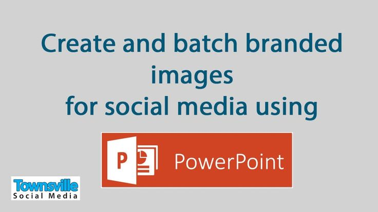 We all know how powerful images are when shared on social media, even more powerful to create them yourself and brand them with your logo and website link.