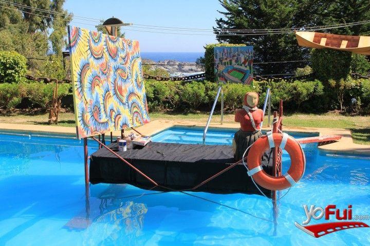 YoFui.com:  en Artes y Sabores en Zapallar, Hotel Boutique Isla Seca, Zapallar (Chile)