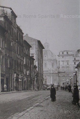 Via Alessandrina Anno: Anni '20