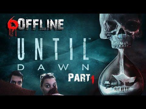 Until Dawn - PS4   Part 1   Ήρθε Ο Predator...