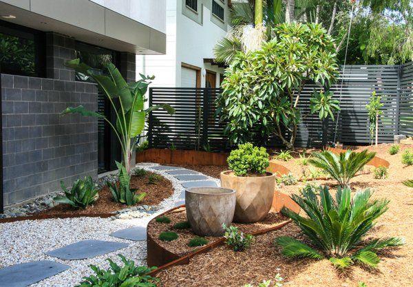 Contemporary coastal garden garden expressions for Coastal landscape design