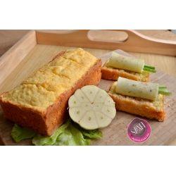 Szénhidrátszegény Gluténmentes fehér kenyér
