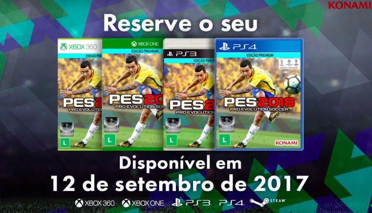 Jon Kabira, o lendário narrador de Winning Eleven, estará de volta na versão brasileira de PES 2018.