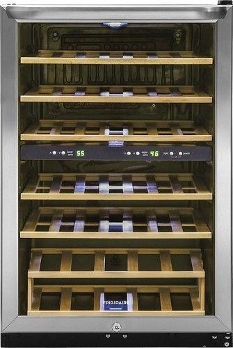 Frigidaire - 38-Bottle Wine Cooler  Dual Zone $399.99