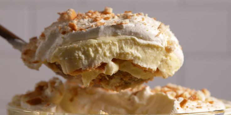 Look no further for the easy homemade banana pudding of your dreams.