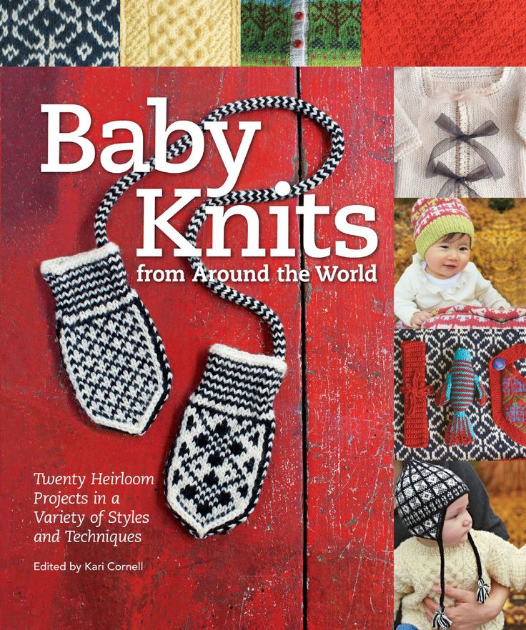 Baby knits from around the world by Pennie Annie - issuu