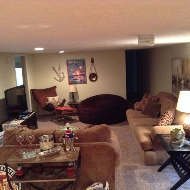 Open living room area with a second living area opening for 2nd living room ideas
