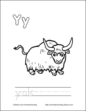 Letter Q Coloring Book
