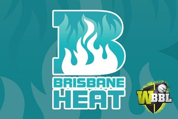 Show your support for the WBBL Brisbane Heat! #australia #bigbashleague #t20 #twentytwenty #cricket #wbbl
