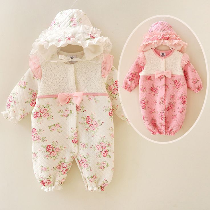 Newborn baby clothes 2017 high quality spring autumn baby girl romper infant princess formal outfit ropa de bebe baby rompers