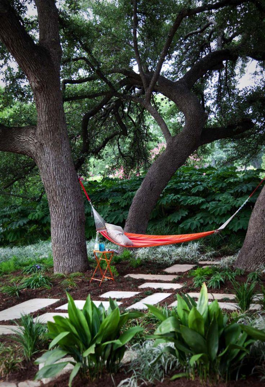 25+ great ideas about Outdoor hammock on Pinterest
