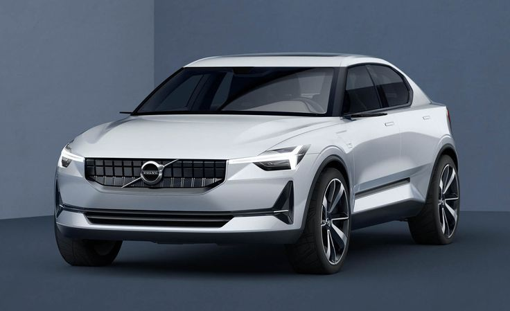 Volvo 40.2 Concept: A Taste of Volvo's Next Small Car