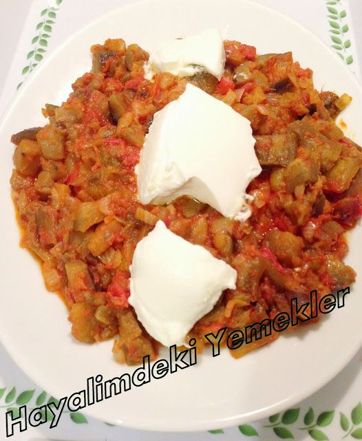 Patlıcan Borani