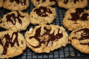 Monster Marshmallow Cookies | Marshmallow Cookies, Marshmallows and ...