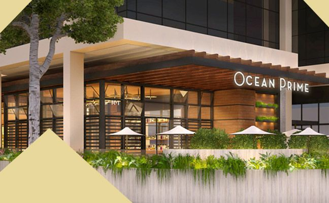 Ocean prime beverly hills prime steak fresh seafood for Fish grill beverly