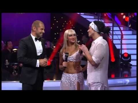 Series 12 Week 1 Cosentino Dancing Contemporary On Dancing With The Stars