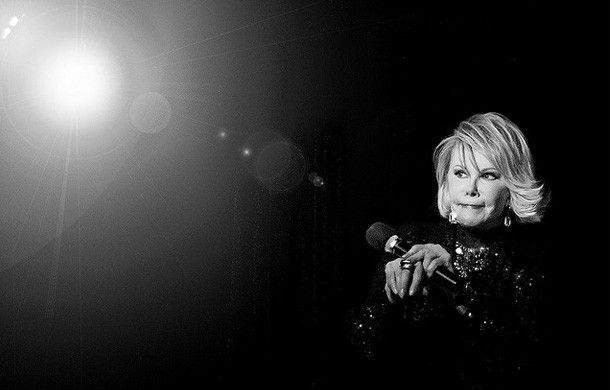 Honoring Joan Rivers: 12 of the Trailblazing Comedian's Greatest Quotes. The gutsy, wisecracking feminist comic icon passed away today at the age of 81. In her memory, here is a collection of her cleverest, most inspiring quips.
