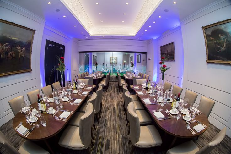 The President's suite is Twickenham Stadium's most prestigious facility, being host to Royalty and VIPs on match days. The Suite is ideal for a formal dinner but also lends itself perfectly to a meeting space to impress any client. Overlooking the pitch, this impressive facility provides the ultimate in Twickenham Stadium's historic past. #Londonvenues #Events #Conferences