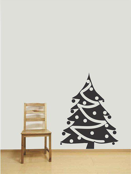 Christmas Tree 2 by Custom Vinyl Art for sale on http://hellopretty.co.za