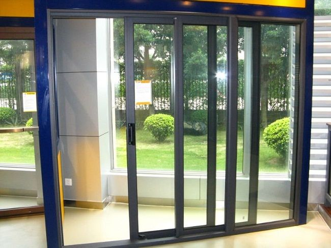 Triple Sliding Glass Doors Door Designs Plans Door Design Sliding Glass Door New House Plans