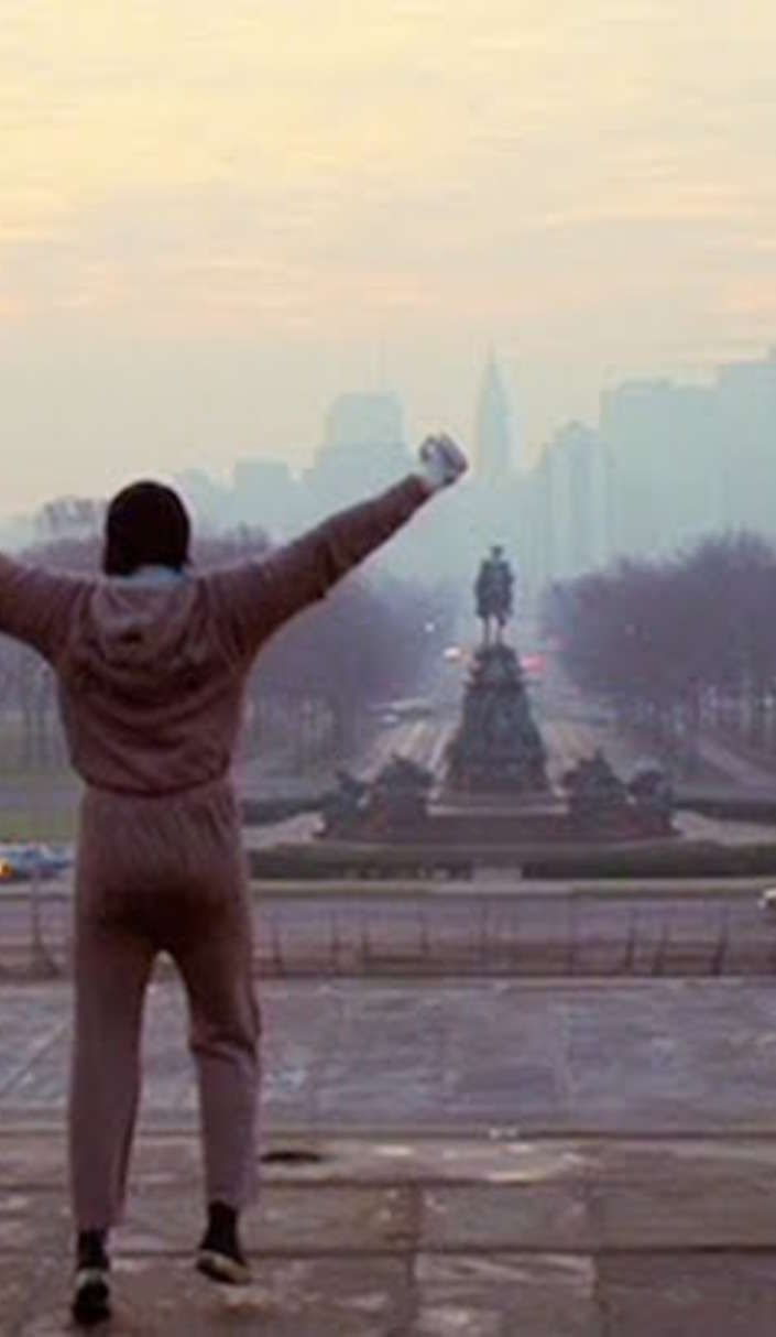 Yo Adrian! A guide to 'Rocky' filming locations in Philadelphia