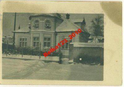obrázok k predmetu Kežmarok -vila-1950