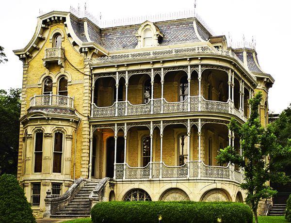 wow!  Built in 1886 ....Austin, TX