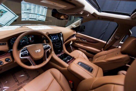 Cars for Sale: 2016 Cadillac Escalade ESV 4WD Platinum in Glendale, AZ 85308: Sport Utility Details - 408848871 - Autotrader