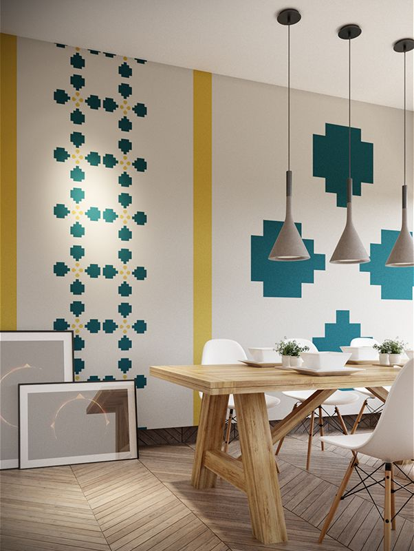 Romanian Vibe | Designer Murals | Accent Wallpaper | Choose your favorite design for our Accent Wallpaper Collections www.accentwall.eu