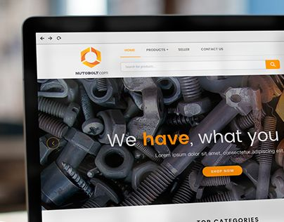 "Check out new work on my @Behance portfolio: ""Nutobolt - Online Marketplace (UI Web Design)"" http://be.net/gallery/35609913/Nutobolt-Online-Marketplace-(UI-Web-Design)"