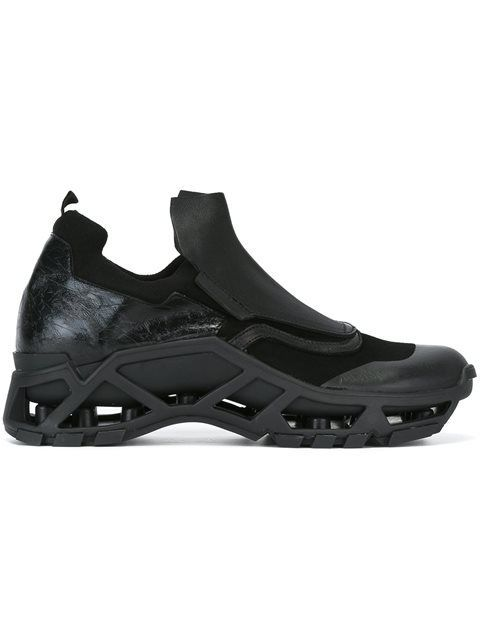 5448012fa69f CINZIA ARAIA  Black Moon Runner  sneakers.  cinziaaraia  shoes  sneakers