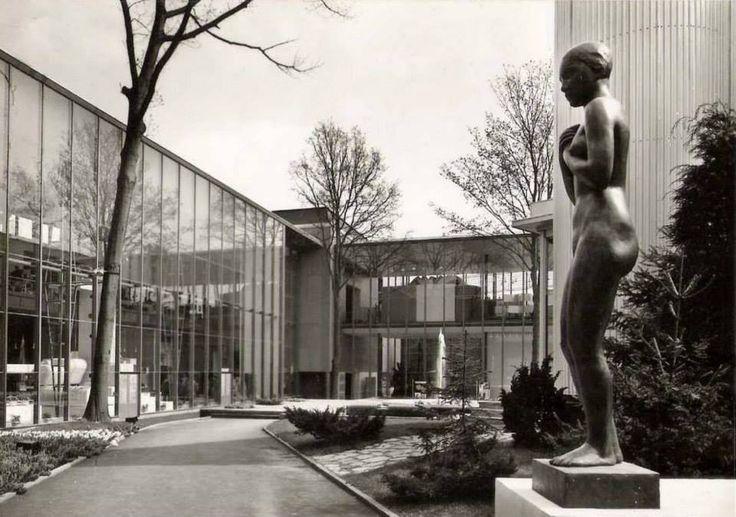 Czechoslovak pavilion