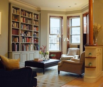 21 best small space images on Pinterest | Brownstone interiors ...