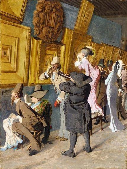 D Art Exhibition Ipoh : Le nostre esposizioni by giacomo favretto italian