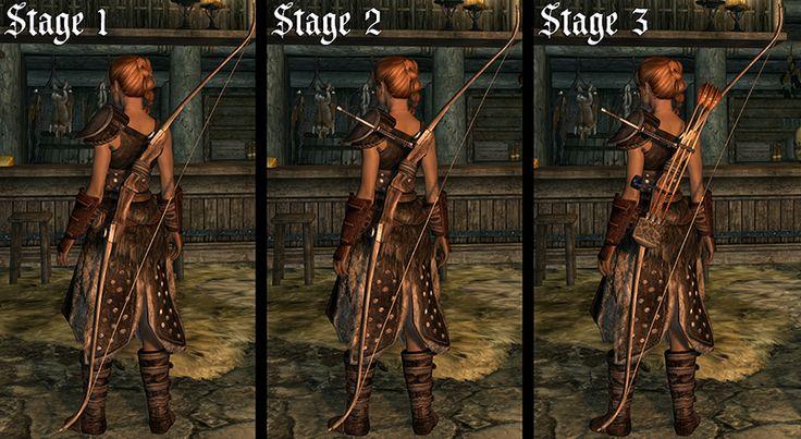 Archer's Armory at Skyrim Nexus - mods and community ...
