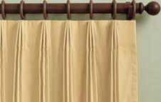 Euro Pleat Curtain Heading Ideas Pinterest Style