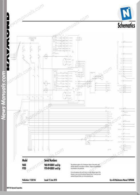 raymond wiring diagram wiring diagram autovehicle raymond forklift schematics wiring diagrams bibraymond forklifts models 9600 9700 schematics manual schematics raymond forklift schematics