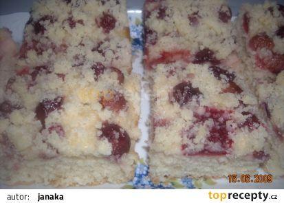 Litý kynutý koláč - hrníčkový, rychlý recept - TopRecepty.cz