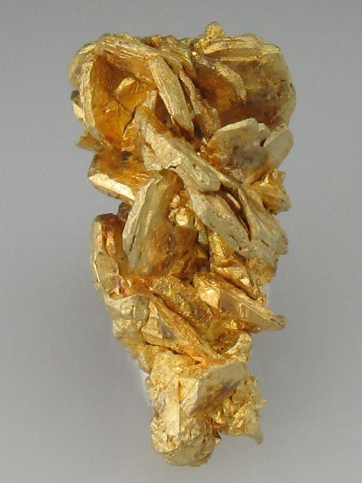 Native Gold ~ Mt. Kare, Enga Province, Papua New Guinea, Oceania