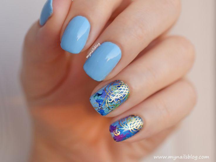 My nails blog: El Corazon Active Bio-gel Luminous №423/491