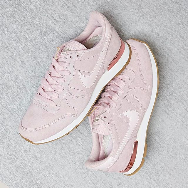 best 25 pink nikes ideas on summer sneakers