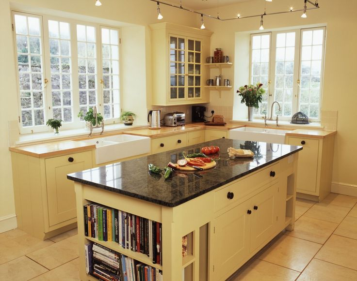 Simple Kitchen With Island best 25+ small country kitchens ideas on pinterest | country