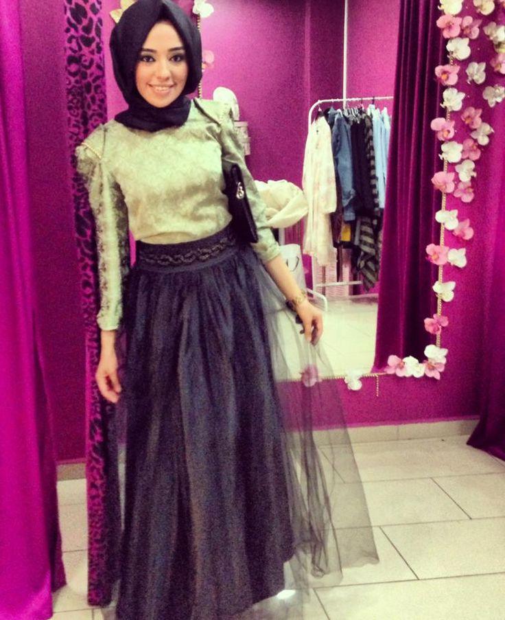 Hülya Aslan | love this attire