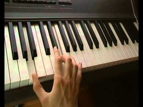 How to play Forrest Gump theme on the piano