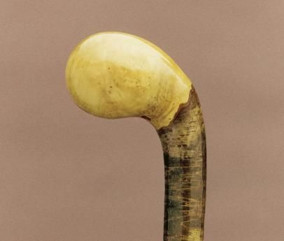 How to make a hobbed walking stick!