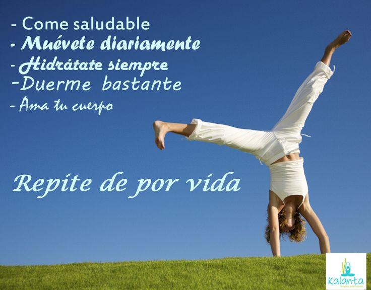 Motivación = Salud