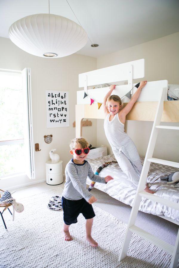 Kid's bedroom inspiration